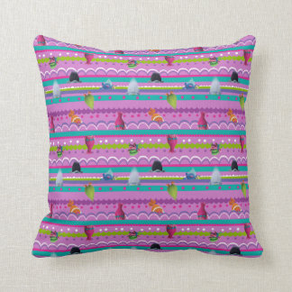 Trolls | Show Your True Colors Pattern Cushion