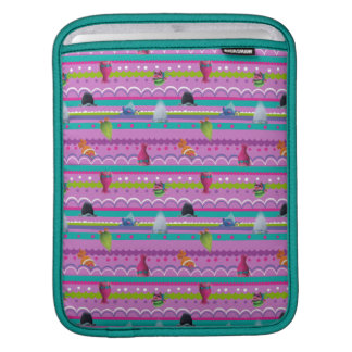 Trolls | Show Your True Colors Pattern iPad Sleeves