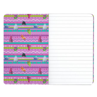 Trolls | Show Your True Colors Pattern Journals