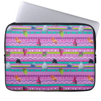 Trolls | Show Your True Colors Pattern Laptop Sleeve