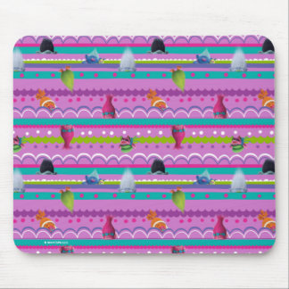 Trolls | Show Your True Colors Pattern Mouse Pad