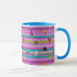 Trolls | Show Your True Colors Pattern Mug