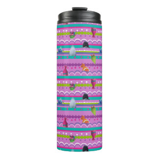 Trolls | Show Your True Colors Pattern Thermal Tumbler