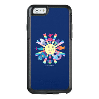 Trolls | Snack Pack Rainbow Sun OtterBox iPhone 6/6s Case