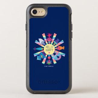 Trolls | Snack Pack Rainbow Sun OtterBox Symmetry iPhone 8/7 Case