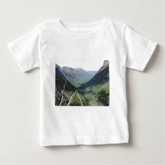Trollstigen Baby T-Shirt