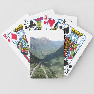 Trollstigen Poker Deck