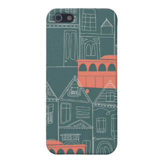 Trolly Town iPhone 5 Case