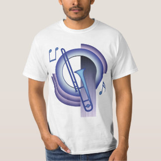 Trombone Deco2 T-Shirt