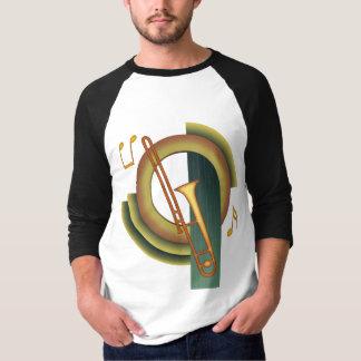 Trombone Deco T-Shirt