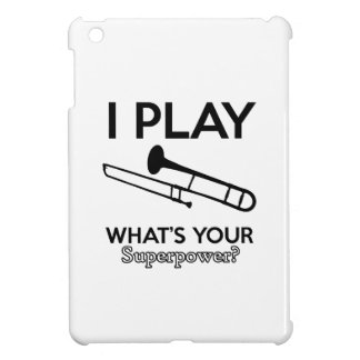 trombone designs iPad mini case