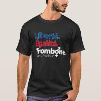 Trombone Equality - DARK T-Shirt