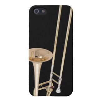 trombone iPhone case Cover For iPhone 5/5S