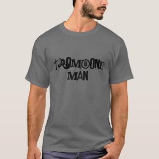 Trombone Man - Customized T-Shirt