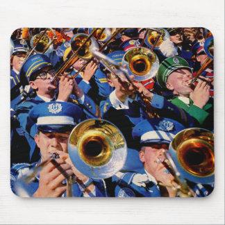 trombone mob AKA band geeks gone wild Mouse Pad