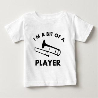 trombone musical instrument designs baby T-Shirt