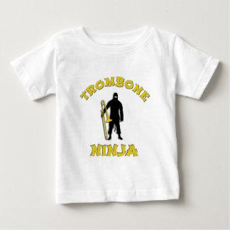Trombone Ninja Baby T-Shirt