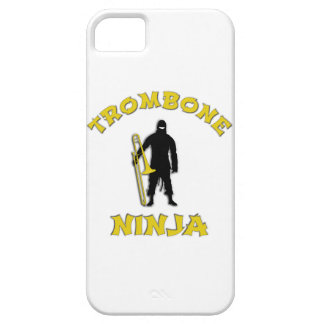 Trombone Ninja Barely There iPhone 5 Case