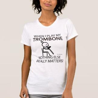 Trombone Nothing Else Matters Tshirt