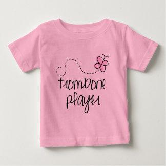 Trombone Player Infant T-shirt