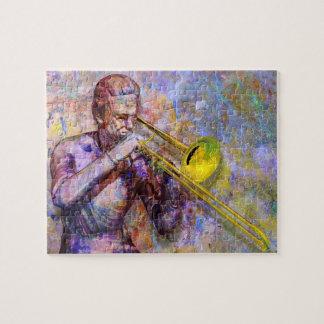 Trombone Solo puzzle