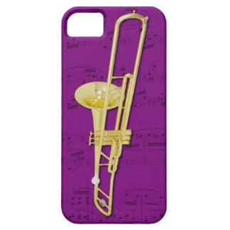 Trombone (valve) phone case. Pick colour Barely There iPhone 5 Case