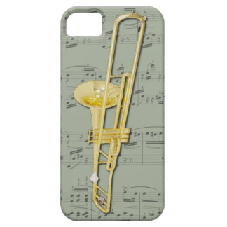 Trombone (valve) phone case. Pick colour iPhone 5 Covers