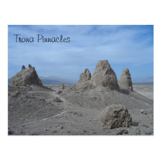 Trona Pinnacles Postcard