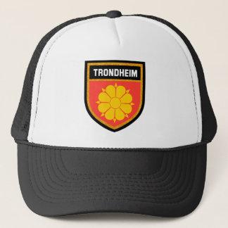 Trondheim  Flag Trucker Hat