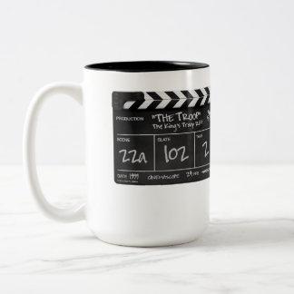 TROOP FILM Clapperboard Mug