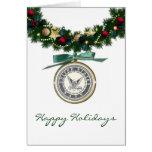 Troop Holidays Card