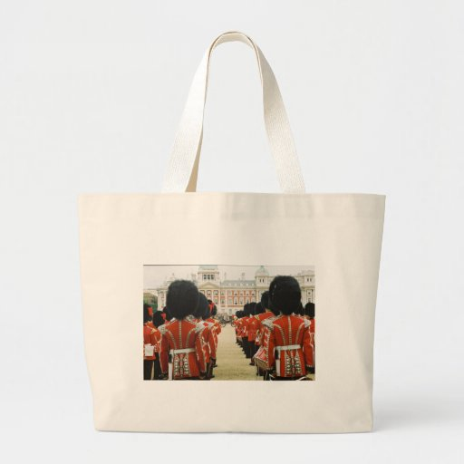 Trooping of the Colour 2010 Tote Bags