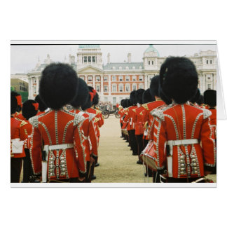 Trooping of the Colour 2010 Card