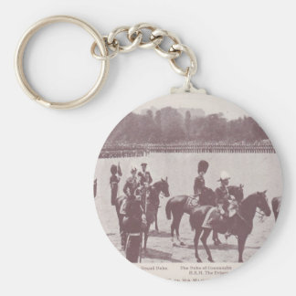 Trooping the Colour 1903 1 Keychain