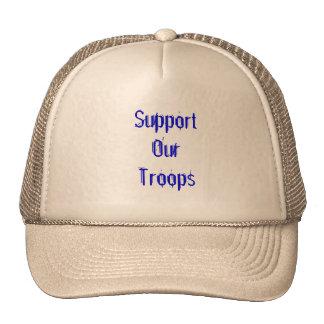 Troops Cap Hats