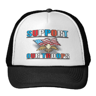 TROOPS CAP