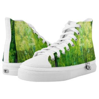 Tropclal Printed Shoes