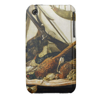 Trophies of the Hunt, 1862 Claude Monet Case-Mate iPhone 3 Case