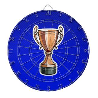 Trophy; Blue Dartboard