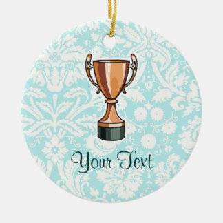 Trophy; Cute Christmas Ornament