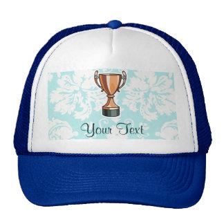 Trophy; Cute Trucker Hats