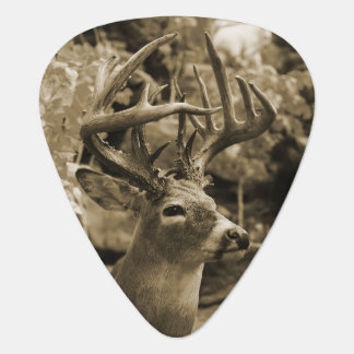 Trophy Deer Guitar Pick