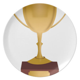 Trophy Drawing Plate