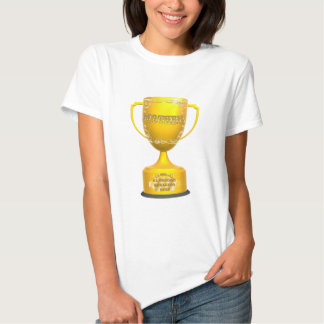 Trophy Mom Mothers Day Gifts Tee Shirt