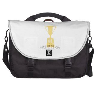 Trophy Shoot For The Stars Bag For Laptop