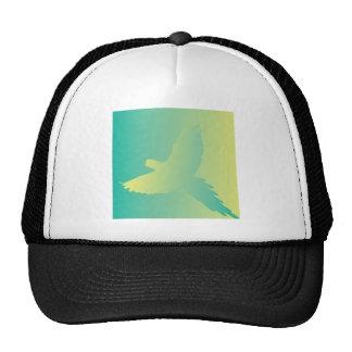 Tropic Bird Gradient Trucker Hats