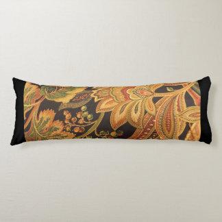 Tropic Flowers Body Cushion