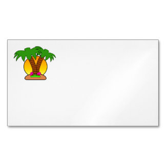 Tropic Island Business Cards