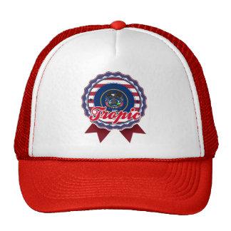 Tropic, UT Mesh Hats
