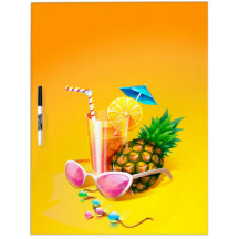 Tropical 1 Dry-Erase Board